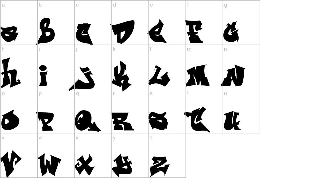 ReskaGraf lowercase
