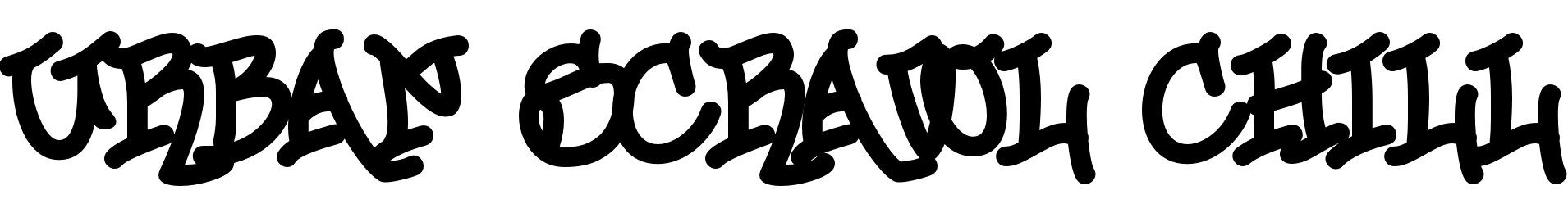 Urban Scrawl Chill
