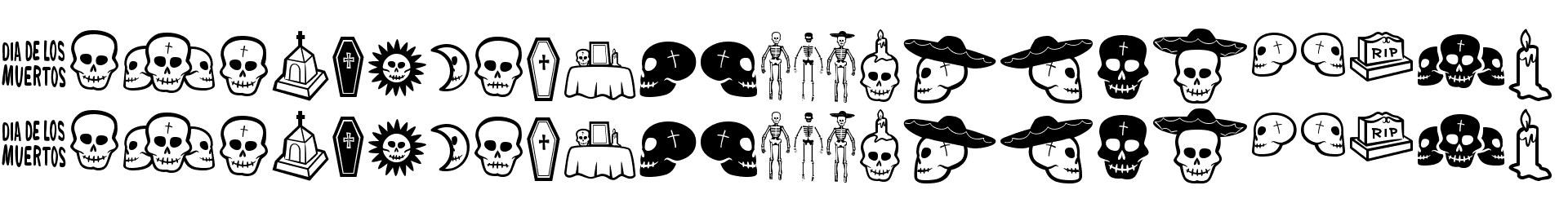Dia De Los Muertos BV