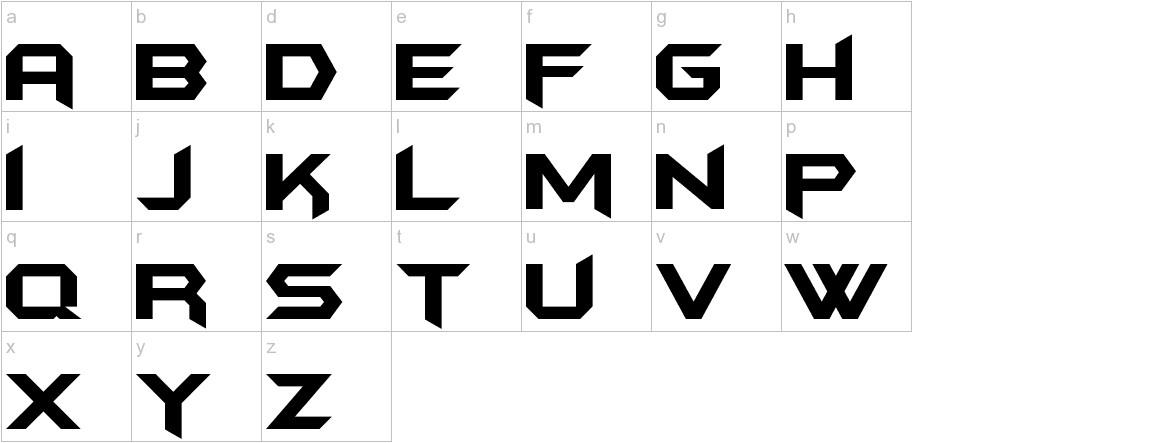 BatmanForeverAlternate lowercase
