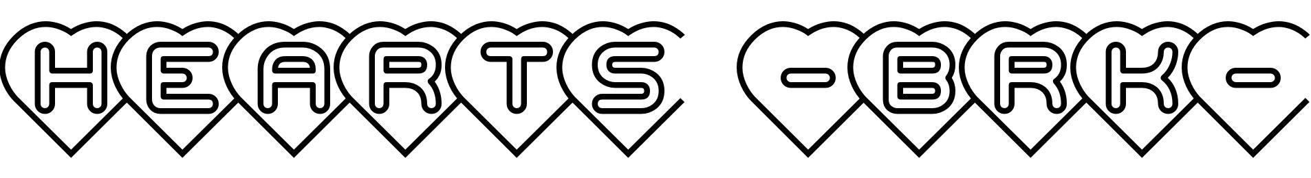Hearts -BRK-