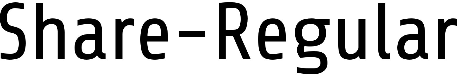 Share-Regular
