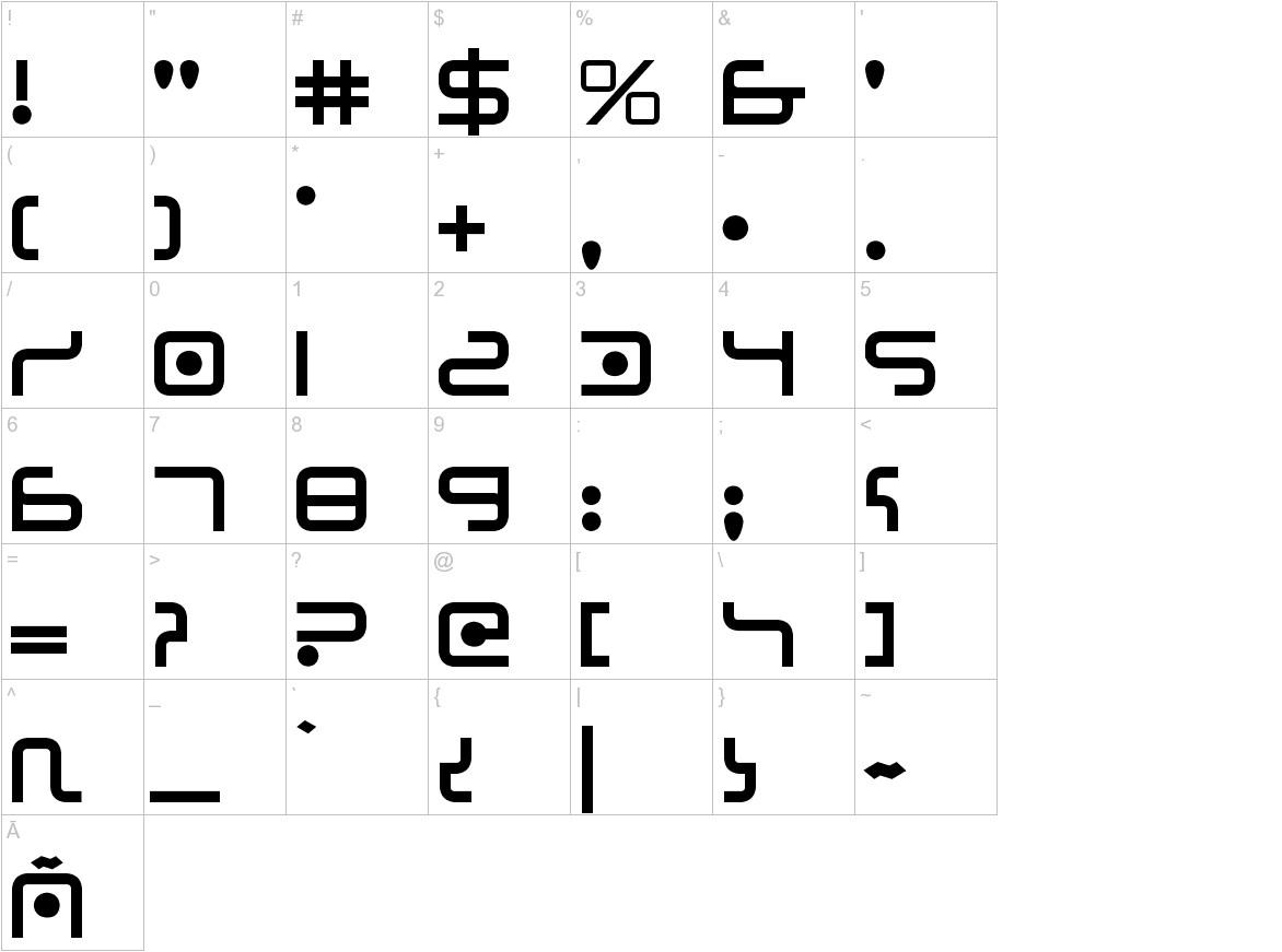 Sagan characters