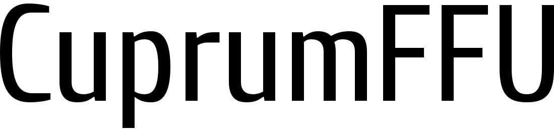 CuprumFFU