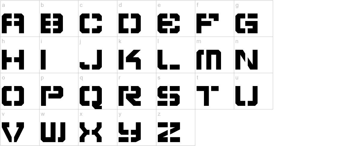 Vyper lowercase