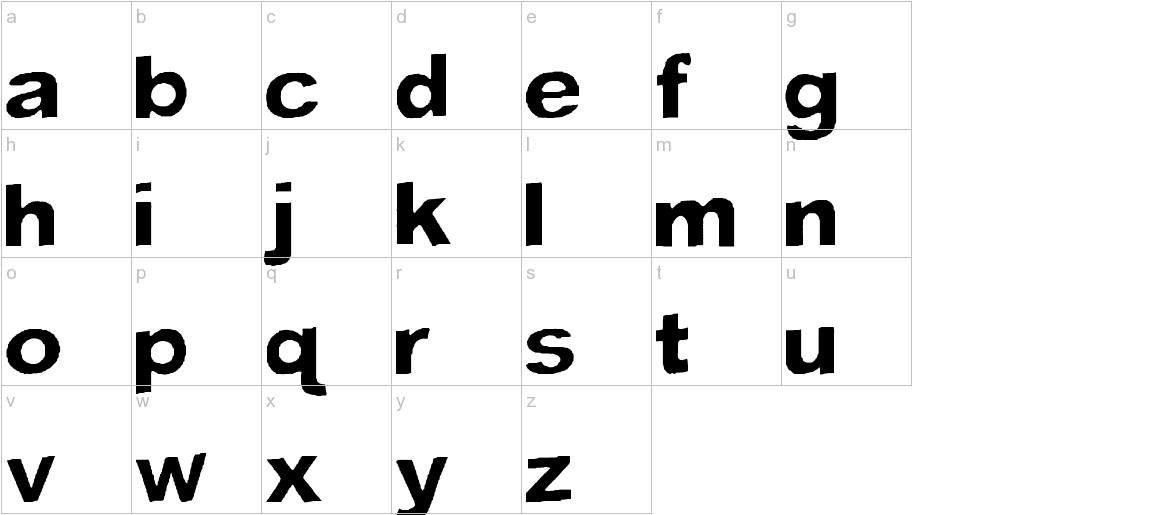 fliptheswitch lowercase