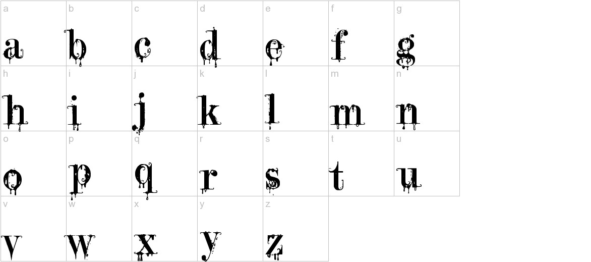 A Lolita Scorned lowercase