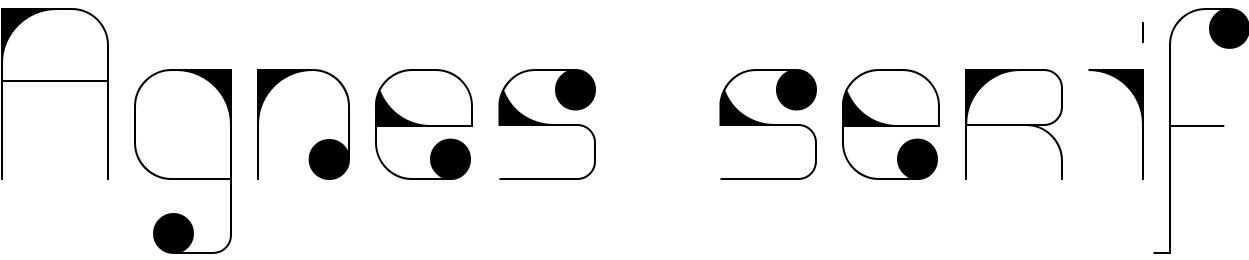 Agnes serif