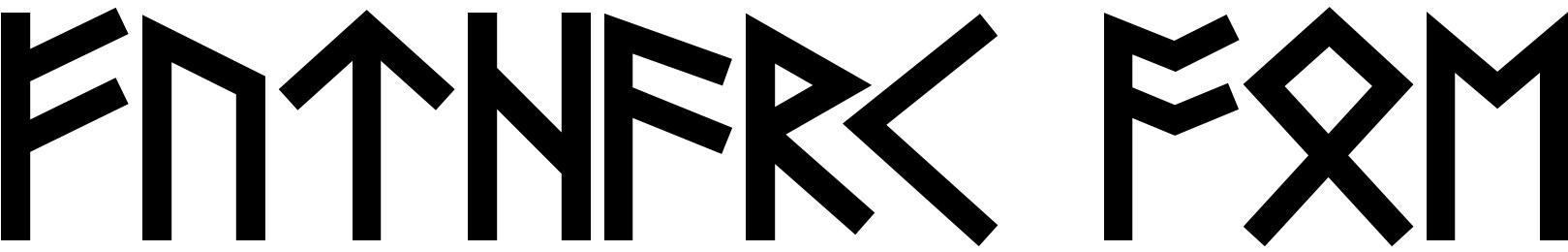 Futhark AOE
