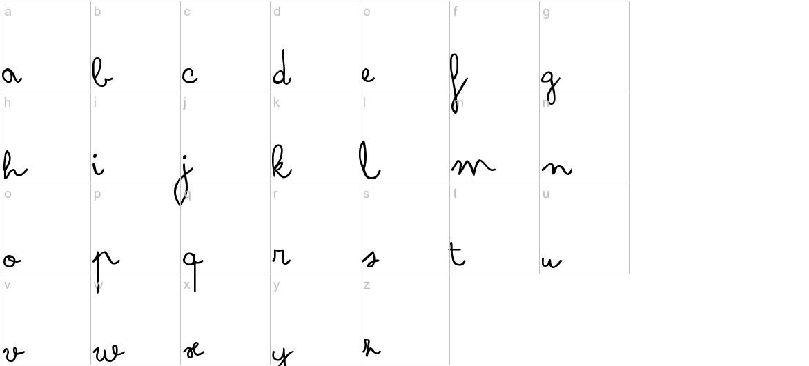 Arsenale White lowercase