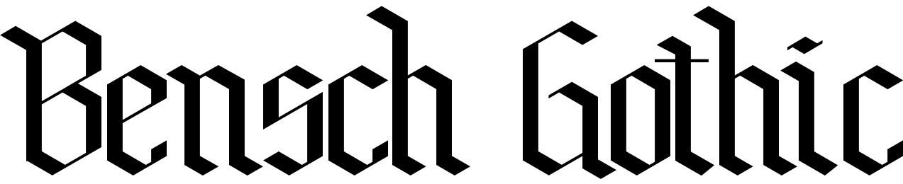 Bensch Gothic