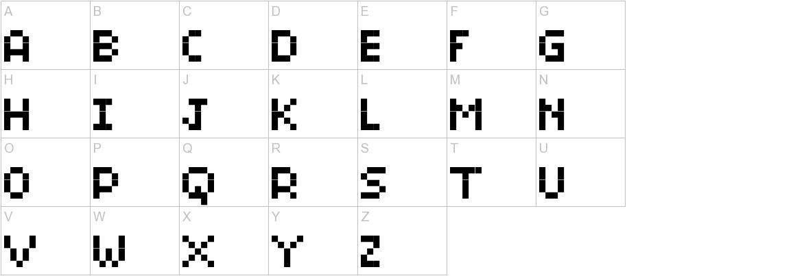 BitMicro01 uppercase