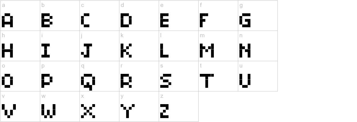 BitMicro01 lowercase