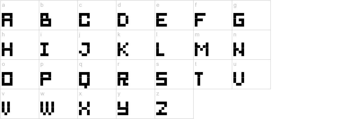 bitmirror lowercase