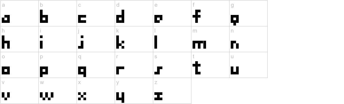 BitNanov33 lowercase