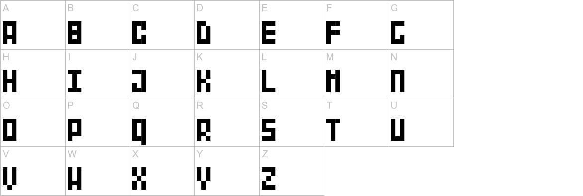 BitNanov33 uppercase