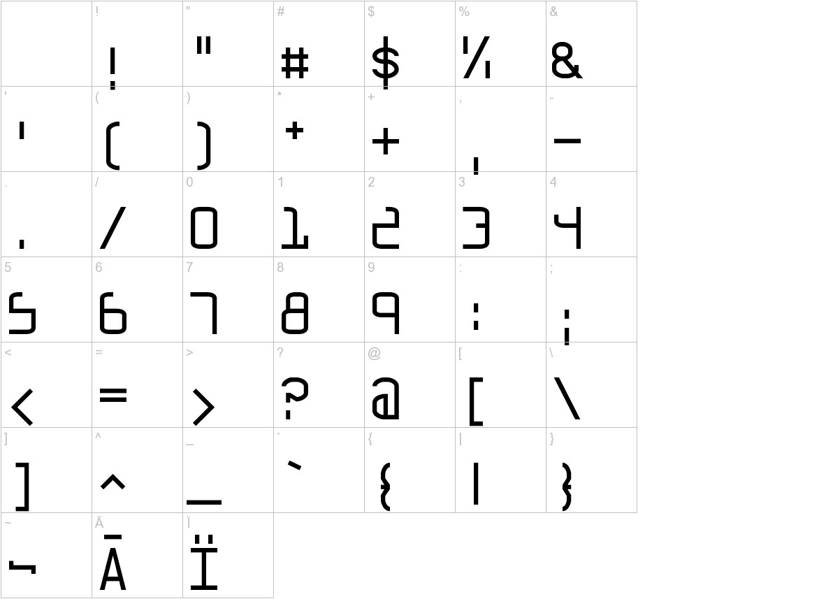 Bowman characters