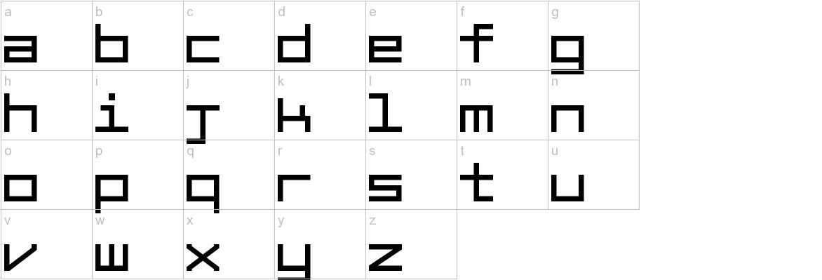 Braciola MS lowercase