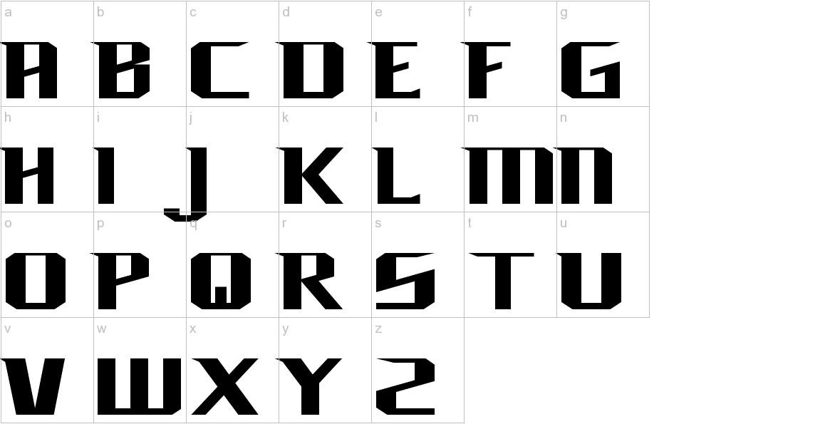 Daredevil lowercase