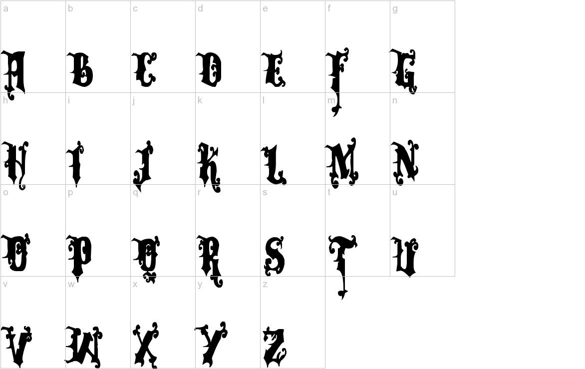 Dominatrix lowercase