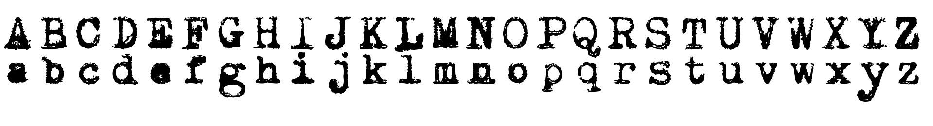 Draconian Typewriter