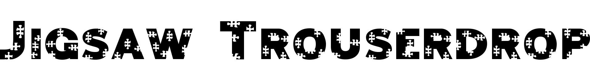 Jigsaw Trouserdrop