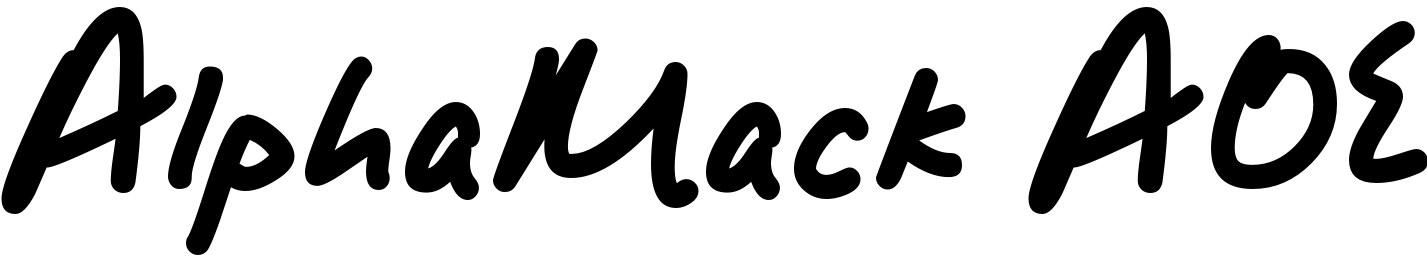 AlphaMack AOE