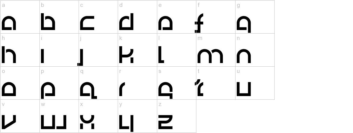 FertigBauHaus lowercase
