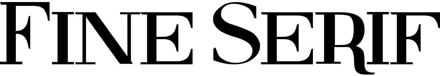 Fine Serif