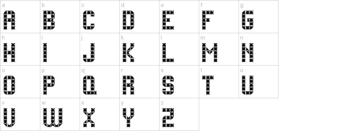FlatPack lowercase