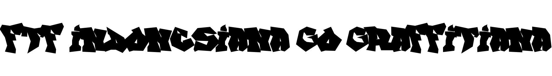 FTF Indonesiana Go Graffitiana