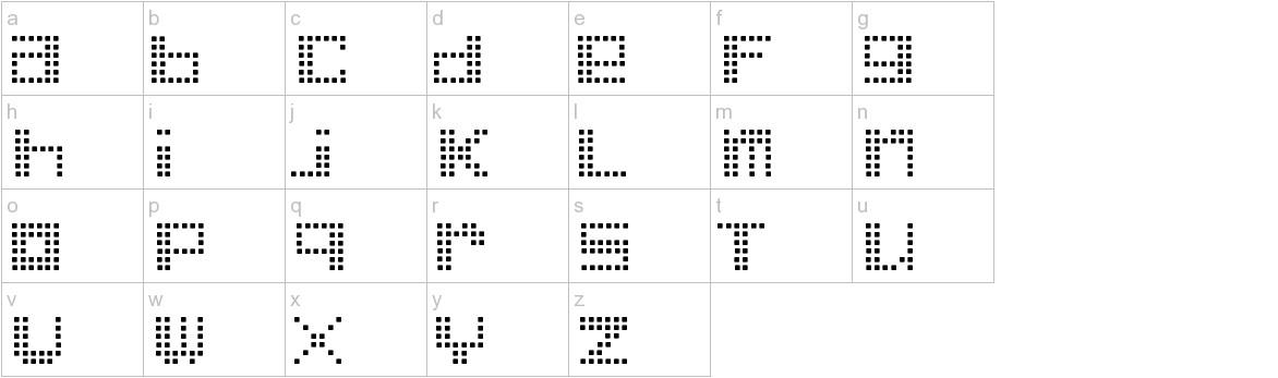 game powerRegular lowercase