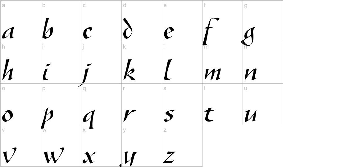 GazelleFLF lowercase