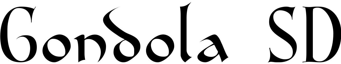 Gondola SD