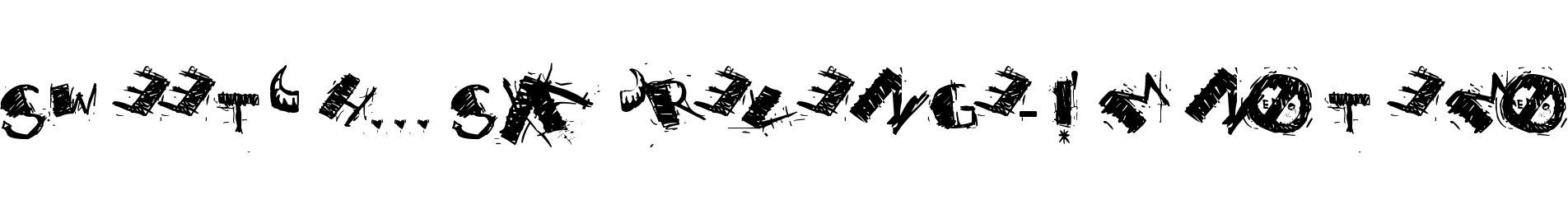Sweet (H...sya) Revenge-I'M NOT EMO