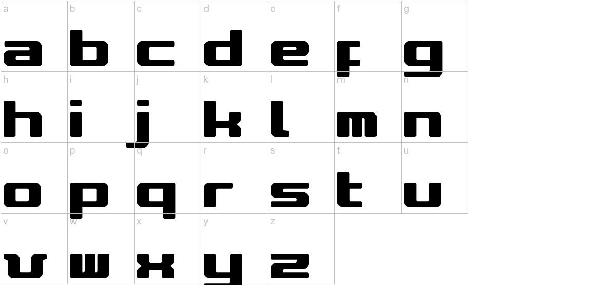 improvise v9 lowercase