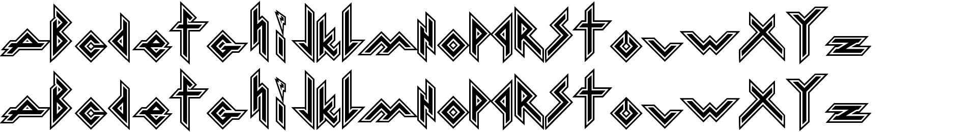 Iron H Metal