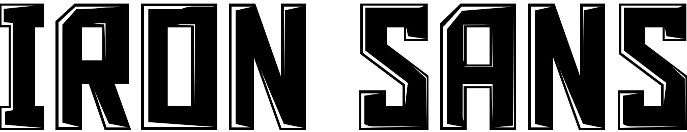Iron Sans