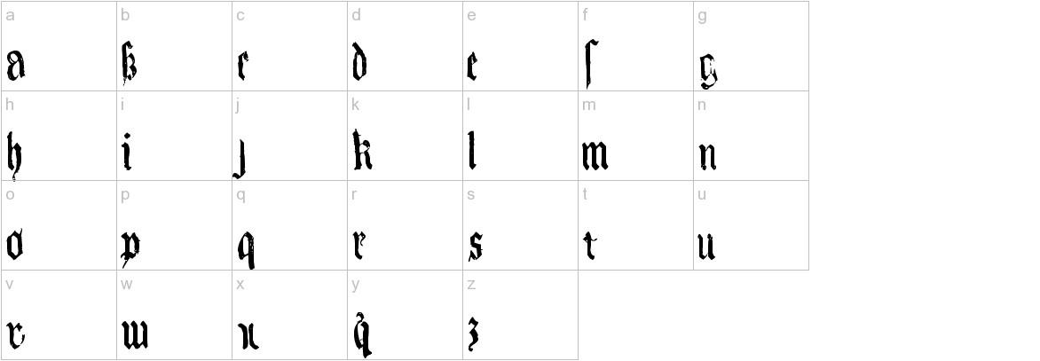 KingjolA lowercase