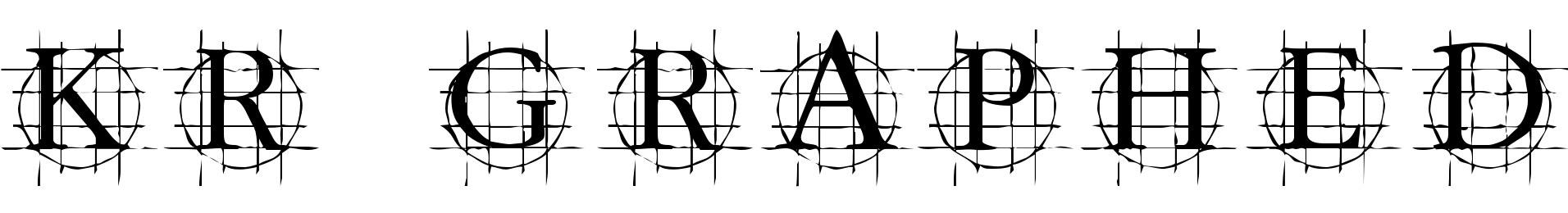 KR Graphed