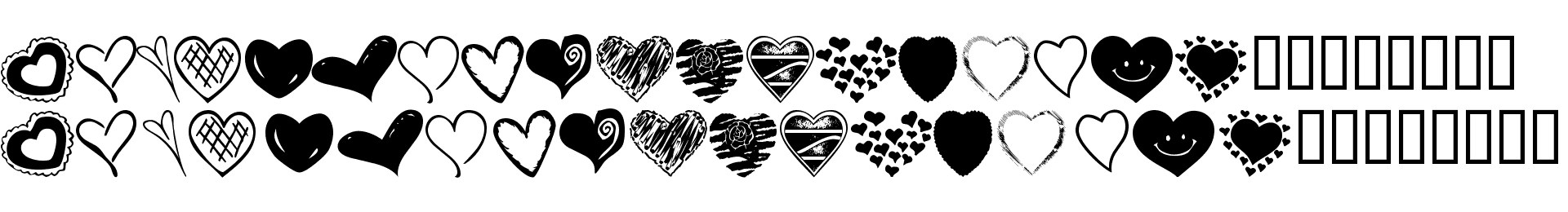 KR Heartalicious