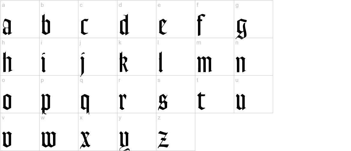 Lohengrin lowercase
