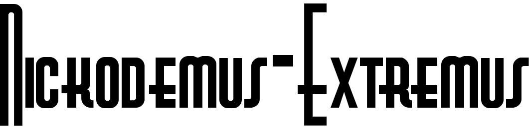 Nickodemus-Extremus