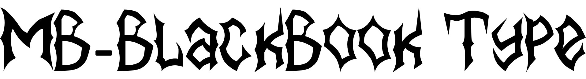 MB-BlackBook Type