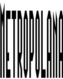 Metropolana