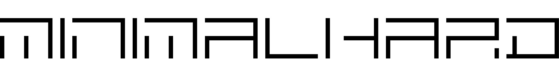 MINIMALHARD