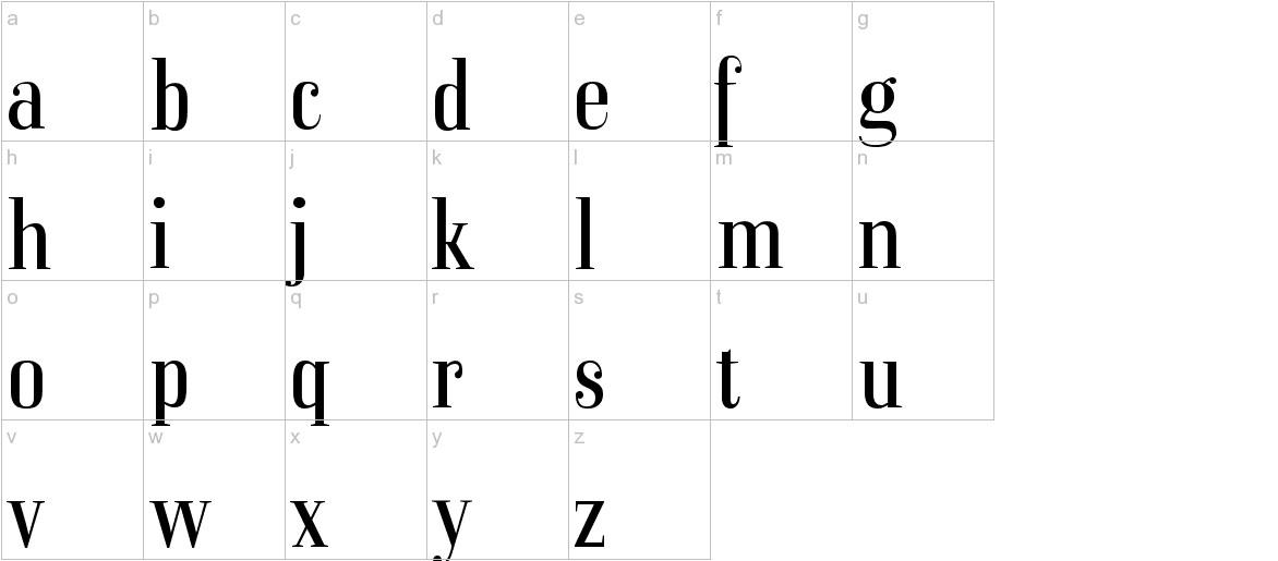 MKorsair lowercase