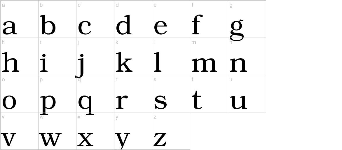 Angleterre Book - DGL lowercase