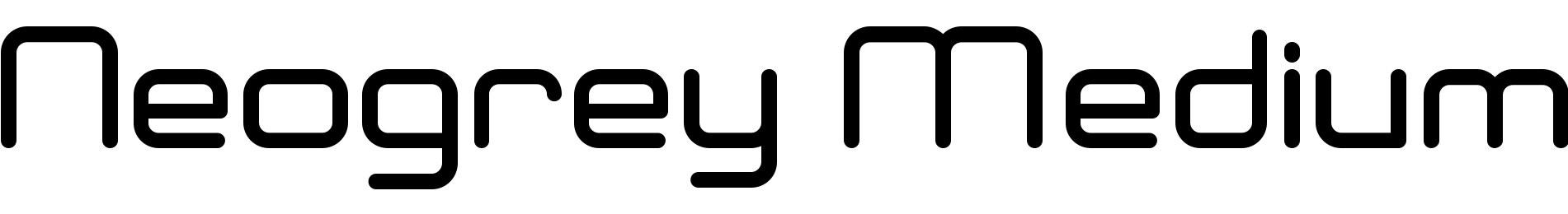 Neogrey Medium
