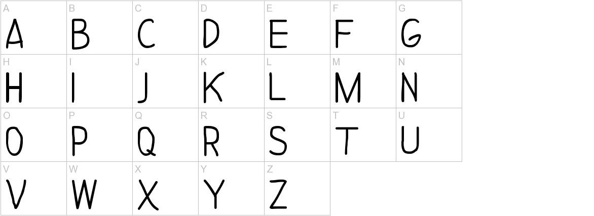 NipCen's Print Unicode uppercase